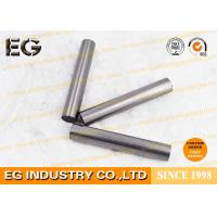 China 1.85g/cm3 Welding 10.4mm / 7.4mm Carbon Rod , 48 HSD Extruded Graphite Stirring Rod wholesale