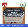 China Protable Slider Grape Bag Fruit Packing Bag With Hanger Hole wholesale