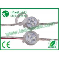 China 30Mm 12v waterpoof micro mini digital rgb LED pixel lights in different styles wholesale