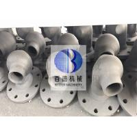 China High Strength Silicon Carbide Nozzle / FGD Nozzles ISO 9001 Approved wholesale