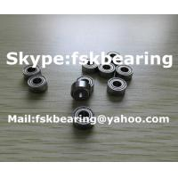 China Inched R24ZZ Miniature Ball Bearing Single Row Chrome Steel  / RHP wholesale