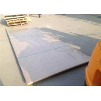 China Mechnaical ASTM B409 Inconel Plate 800 800H 800HT With High Strength wholesale