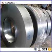 China Q195 full hard cold rolled steel strip coil supplier wholesale