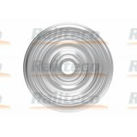 China Passenger Car Cast Steel Railway Wheels High Reliability With ISO Certification on sale