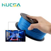 China Guangzhou Factory 1kg Pla Printing Filament 1.75 mm abs filament wholesale