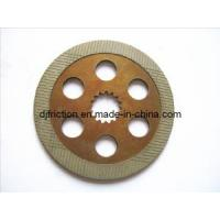 China Steering Clutch Friction Disc (ZJC-581) wholesale
