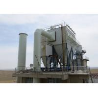 China Large Dust Collector Machine / Industrial Dust Suction Machine In Steel Melting wholesale