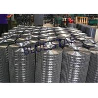 China Heavy Welded Wire Mesh Oxidation Resistance , Galvanized Welded Wire Mesh Rolls wholesale