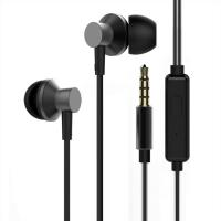 China Fashion Wired Earbud Ear Earphone For Iphone Mobile Phone In-ear Headphone With Mic wholesale