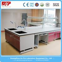China Commercial Laboratory Island Bench Structural High Strength PP Handle wholesale