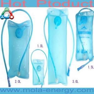 China Bule 3.0L Drink Water Bag has Spout wholesale