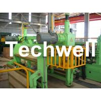 China High Speed 2 - 8 * 2000mm Steel Metal Sheet Slitting Machine For CR / HR Coils TW-SLT1250 on sale