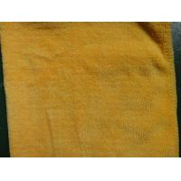 China Knitted checked cloth colorful magic 30*40 printed custom microfiber quick dry towel wholesale