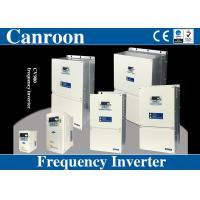0.7kW - 160kW Variable Frequency Inverter with Vector Control Manufactures