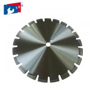 Quality Multipurpose Diamond Saw Blades Irregular Segment For Cutting Asphalt for sale