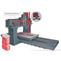 Buy cheap Adjustable Speed Double Column CNC Milling Machines 6000 RPM Direct Drive Spindle from wholesalers