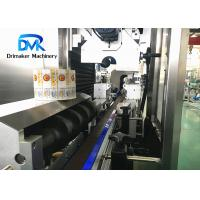 China Stable Running 18KW Automatic Labeling Machine Sleeve Labeler System wholesale