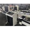 China Automatic Corrugated Box Folder Gluer With PP Strapper Machine , Carton Machine wholesale