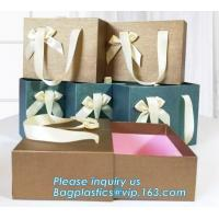 China custom luxury matte black flip top box cardboard paper gift box with ribbon blister for red wine packaging box bagease wholesale
