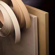 China wood grain trim PVC/ABS edge banding wholesale