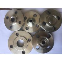 China ASME B16.5 RF FF RTJ Duplex Stainless Steel Flanges F53 2507 S32750 DIN 1.4410 wholesale