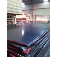 China Concrete Black Film Faced Plywood 6mm Poplar Plywood For Formwork Usage wholesale