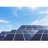 China Stable Mono Solar Panels , Residential 3 Amp Solar Panel 40 To 85 ℃ Temperature wholesale