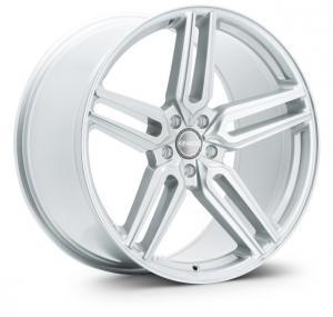 China Impact Resistant 5 Hole Forged Aluminum Alloy Wheel Rim on sale