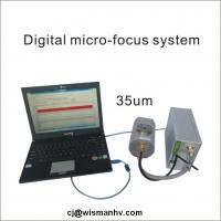 China 35um Mircro-focus X-ray inspection system of All Digital control(RS-232/RS-422) wholesale