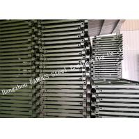 Buy cheap Single Span Single Lane Prefabricated Steel Bailey Bridge 321-type Design Construction from wholesalers
