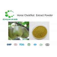 China Natural Plant Extract Powder Horse Chest Nut P.E. Horse Chest Nut Extract Natural Herb Powder wholesale