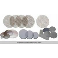 China Circle extruder  screens in single or multilayer keep particles out/filter disc mesh wholesale