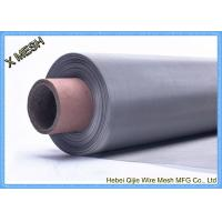 China 200 Micron 304 Stainless Steel Woven Wire Mesh Oil Filter Dutch Weave wholesale