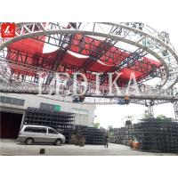 China Light Weight Rotating Circle Square Aluminum Truss System For Big Event Circus Show wholesale
