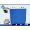 China Multifunctional Portable Fiber Laser Marking Machine , 10w Metal Laser Marker wholesale