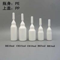 China Empty  PE  Eye Dropper Serum Bottles for Aromatherapy Essential Oils wholesale