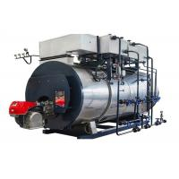 China Natural Gas And Heavy Oil Fuel Condensing Steam Boiler Prices For School wholesale