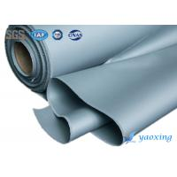 China Welding Protection Silicone Coated Glass Cloth With Good Heat Resistance wholesale
