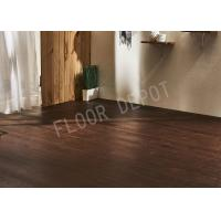 China 4mm Thickness LVT Vinyl Flooring Click Lock 100% Virgin Material UV Coating wholesale
