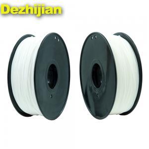 White PLA 3D Printer Filament 1.75mm 1kg / 2.2lb ±0.02mm Tolerance