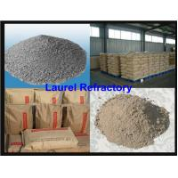 China Alkaline Resistant Unshaped Refractory Castable In Dry Cement Kiln wholesale