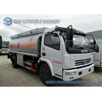 China Dongfeng Brand Carbon Steel Truck Fuel Tanks Multifunctional With Fuel Pump wholesale