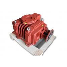 China Electronics Industry  Compac Roots Vacuum Pump 1350L/S  Quick Start wholesale