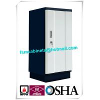 China Steel Security Fire Resistant File Cabinets Magnetic Proof For Storing Audio Tape / Video Tape wholesale