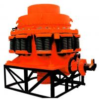 China Industrial Mobile Spring Stone Cone Crusher Machine Small Scale Mining Equipment wholesale