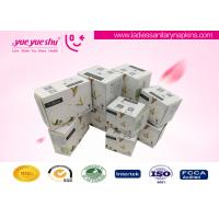 China 240mm 270mm 290mm Anion Sanitary Napkins Disposable For Menstrual Period wholesale