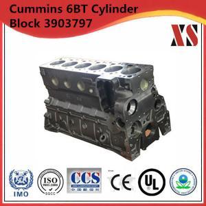 China Cummins engine parts Cummins 6BT cylinder block 3928797 on sale
