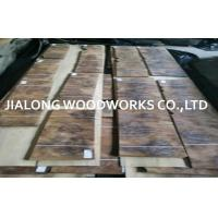 China Black Walnut Wood Burl Veneer Sheet Natural Sliced Top Grade wholesale