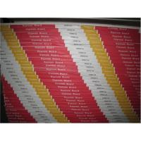 Buy cheap Standard gypsum board from wholesalers