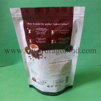 China coffee bags producer, stand up coffee bags with zipper, reclosable and with one-way valve, highest quality, lowest price wholesale